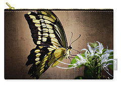 Swallowtail Carry-all Pouch