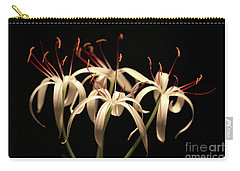 Swamp Lily Carry-all Pouch by Meg Rousher