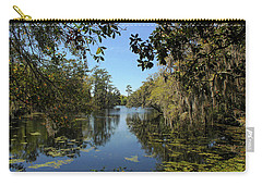 Swamp Water Sundays Carry-all Pouch