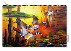 Swamp Woodies Carry-all Pouch