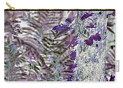 Ferns Of A Different Color Carry-all Pouch