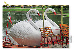 Swan Boat Boston Common Carry-all Pouch