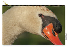 Swan Headshot Carry-all Pouch