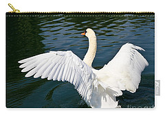 Swan Moment Carry-all Pouch