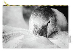 Swan Portrait Carry-all Pouch