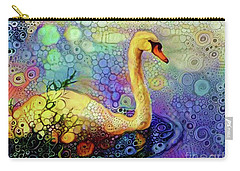 Swan Spectacular Oil Carry-all Pouch