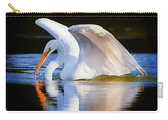Swanlike Carry-all Pouch