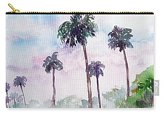 Swaying Palms Carry-all Pouch