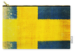 Swedish Flag Carry-all Pouch