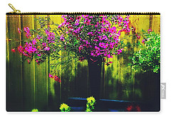 Sweet Boronia Carry-all Pouch by Blair Stuart