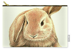 Sweet Bunny Carry-all Pouch