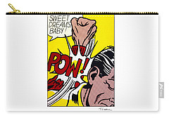 Sweet Dreams Baby - Roy Lichtenstein Carry-all Pouch