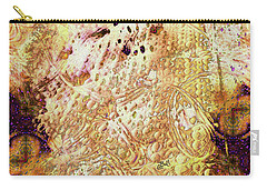 Carry-all Pouch featuring the photograph Sweet Dreams by Claire Bull