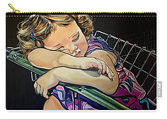 Sweet Dreams, Geo Carry-all Pouch