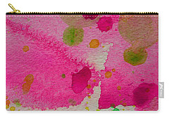 Carry-all Pouch featuring the painting Sweet Dreams by Tracy Bonin