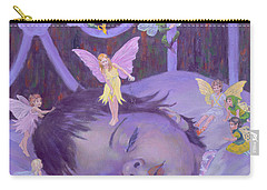 Sweet Dreams Carry-all Pouch by William Ireland