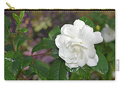 Sweet Gardenia Carry-all Pouch