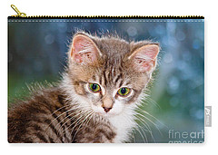 Sweet Kitten Carry-all Pouch