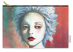 Sweet Love Remembered Carry-all Pouch by Terry Webb Harshman