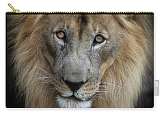 Sweet Male Lion Carry-all Pouch