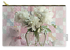 Sweet Memories Of Four Generations Carry-all Pouch by Sherry Hallemeier