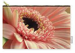 Sweet Peach Gerbera #2 Carry-all Pouch
