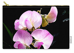 Sweet Peas In Bellingham Carry-all Pouch