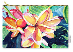 Sweet Plumeria 2 Carry-all Pouch