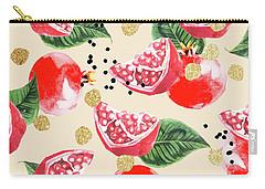Sweet Pom Carry-all Pouch by Uma Gokhale