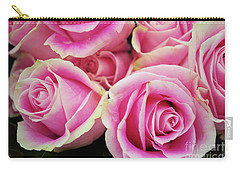 Sweet Rose For All The Lovely Ladies Who Comment On My Work Carry-all Pouch