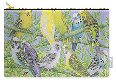 Sweet Talking Carry-all Pouch by Pat Scott