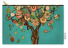 Sweet Tree Carry-all Pouch