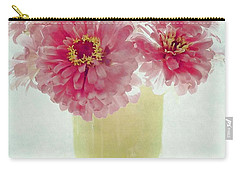 Sweet Zinnias Carry-all Pouch