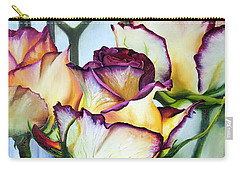 Sweetheart Roses Carry-all Pouch