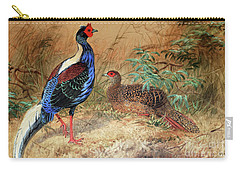 Swinhoe's Pheasant  Carry-all Pouch