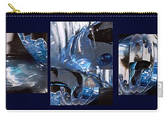 Carry-all Pouch featuring the photograph Swirl by Steve Karol