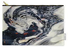Swirling Current Carry-all Pouch
