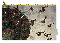 Carry-all Pouch featuring the photograph Swirling.... by Russell Styles