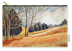 Switchboard Rd Carry-all Pouch by Katherine Miller
