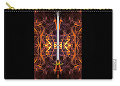 Sword Of Tomorrow Carry-all Pouch