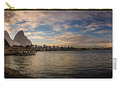 Sydney Harbor Carry-all Pouch by Andrew Matwijec