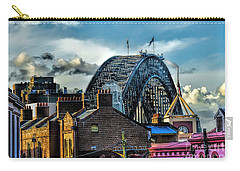 Sydney Harbor Bridge Carry-all Pouch
