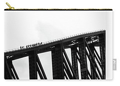 Sydney Harbour Bridge Carry-all Pouch by Sandy Taylor