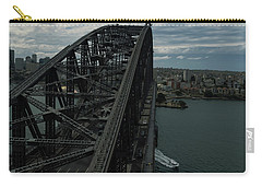 Sydney Harbour Bridge View From Tower Carry-all Pouch