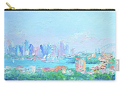 Sydney Harbour Impression Carry-all Pouch