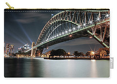 Sydney Harbour Lights Carry-all Pouch