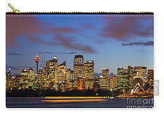 Sydney Harbour Sunset Carry-all Pouch