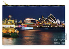 Sydney Night Life Carry-all Pouch