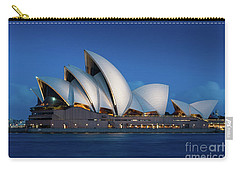 Sydney Opera House After Dark Carry-all Pouch