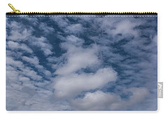 Sydney Opera House And Cloudscape Carry-all Pouch